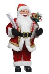Kaemingk Santa klasik figurka