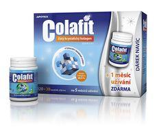 APOTEX Colafit (čistý kolagén) 120 kociek + 30 kociek ZADARMO