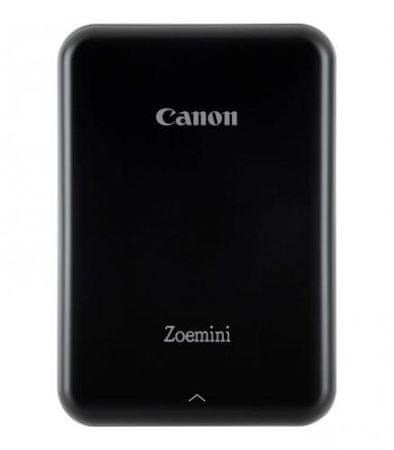 Canon tiskalnik žepni Zoemini, črn