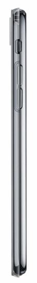 CellularLine ovitek Fine za iPhone Xs Max, prozoren
