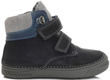 D-D-step fantovski zimski čevlji, 26, modri