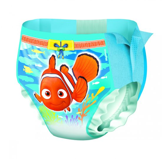 Huggies plenky Little Swimmers 3-4 (7-15 kg) 12 ks