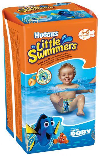 Huggies plavalne plenice Little Swimmers 5-6 (12-18 kg) 11 kos