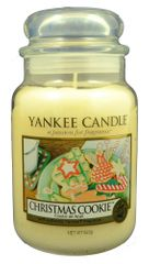 Yankee Candle Classic velký 623 g Christmas Cookie