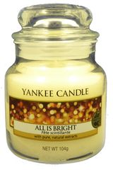 Yankee Candle Classic malý 104 g All is Bright