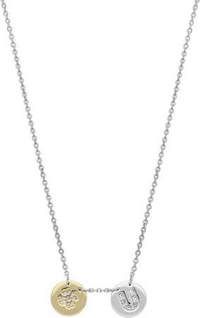 Morellato Monetine nemesacél nyaklánc érme medálokkal SAHQ03