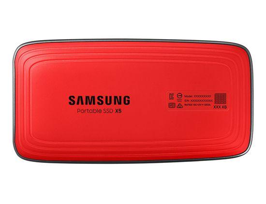 Samsung X5 500GB SSD (MU-PB500B/EU)