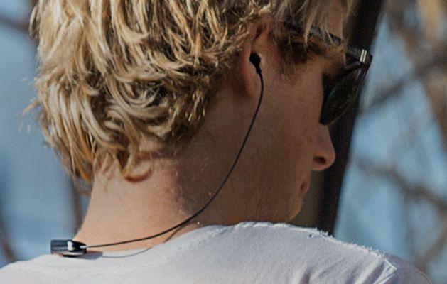 bezdrátová sluchátka Skullcandy JIB Wireless různé velikosti náušníků