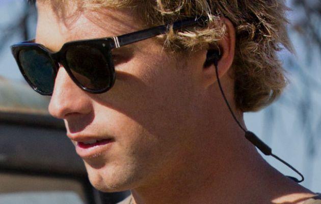 bezdrátová sluchátka Skullcandy JIB Wireless svoboda pohybu