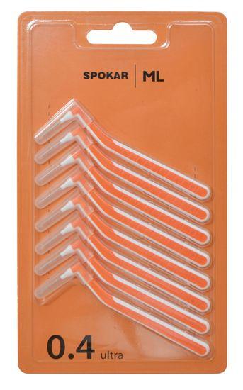 SPOKAR Mezizubní kartáček ML 0,4 mm 8 ks