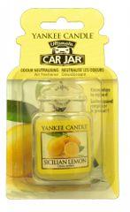 Yankee Candle Luxusní visačka Sicilian Lemon