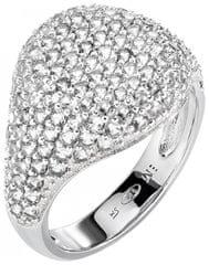 Morellato Luxusné trblietavý prsteň zo striebra Tesoro AIW65 striebro  925 1000 e05058e2f45