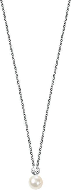 Morellato Stříbrný náhrdelník Perla SANH02 (řetízek, přívěsek) stříbro 925/1000