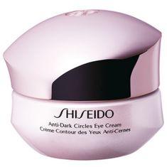 Shiseido Oční krém proti tmavým kruhům (Anti-Dark Circles Eye Cream) 15 ml
