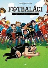 Santiago Roberto: Fotbaláci - Záhada usínajících rozhodčí