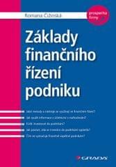 Čižinská Romana: Základy finančního řízení podniku