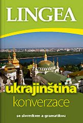 Ukrajinština - konverzace se slovníkem a gramatikou