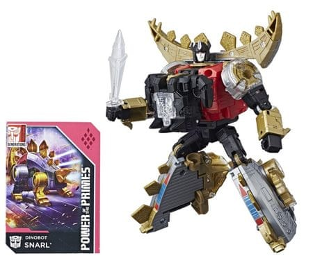 Transformers GEN Primes Deluxe - Dinobot Snarl