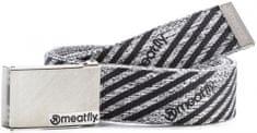 MEATFLY unisex šedý pásek Draco