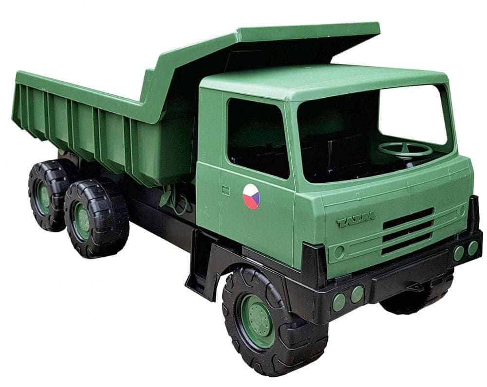 162078feb Teddies tatra auto 815 zelena | Sleviste.cz