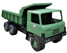 Teddies samochód Tatra 815, khaki, 75 cm