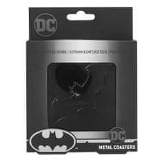 "Kovové podtácky ""Batman"" (4 ks)"
