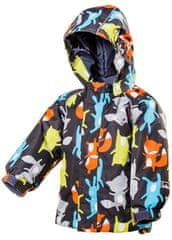 PIDILIDI dětská nepromokavá zimní bunda