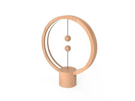 Allocacoc Stolná balančná lampa, kruhová