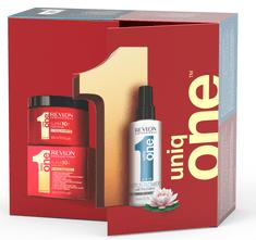 Revlon kozmetični set Lotus Hair Care Kit