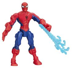 Hero Mashers Figurka 15cm - Spiderman