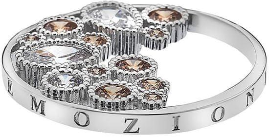 Hot Diamonds Obesek Hot Diamonds Emozioni Spirito Freedom Champagne Coin