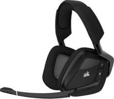 Corsair VOID Pro RGB Wireless, černá (CA-9011152-EU)