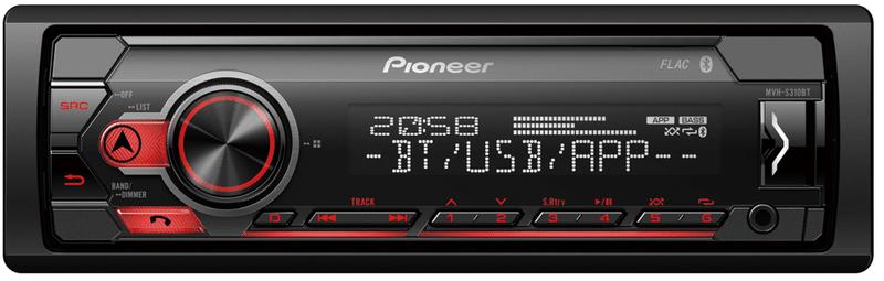 Pioneer MVH-S310BT