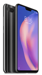 Xiaomi Mi 8 Lite, 4 GB / 64 GB, Global Version, Midnight Black