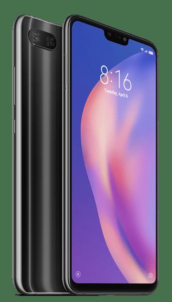 Xiaomi Mi 8 Lite, 6GB/128GB, Global Version, Midnight Black