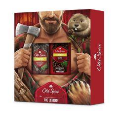 Old Spice Bearglove Lumberjack darilni set za moške