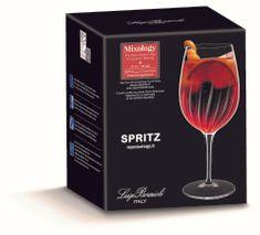 Luigi Bormioli kozarci Aperol Spritz, 6 kosov, 570 ml
