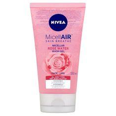 Nivea Micelární gel s růžovou vodou (Micellar Rose Water Wash Gel) 150 ml