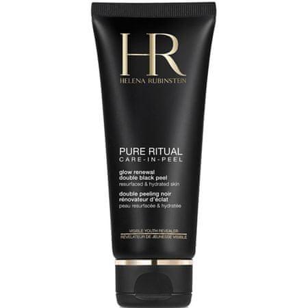 Helena Rubinstein Hydratačný čistiaci peeling Pure Ritual (Care-In-Peel Double Black Peel) 100 ml