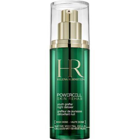 Helena Rubinstein Nočná detoxikačný starostlivosť s rastlinnými extraktmi POWERCELL (Skin Rehab Night D-toxer) 30 ml