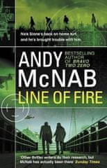 McNab Andy: Line of Fire : (Nick Stone Thriller 19)