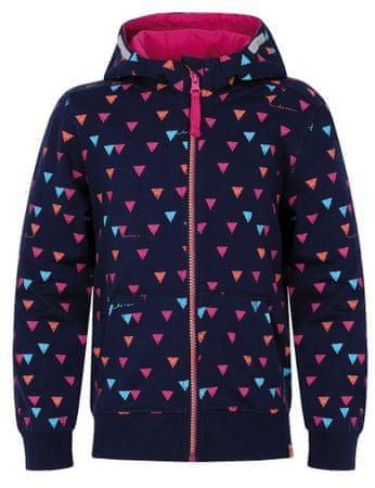 Loap Lányos pulóver HAJLI 112/116 kék