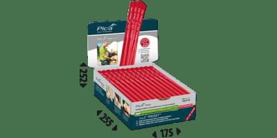 Pica-Marker tesarski označevalni svinčniki, ovalni, (540/24-100)