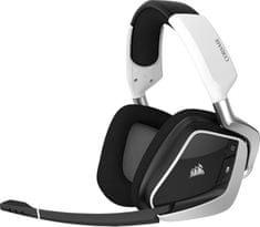 Corsair VOID Pro RGB Wless, bílá (CA-9011153-EU)