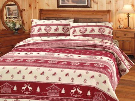 Gipetex bombažna posteljnina Tirolo
