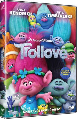 Trollové   - DVD