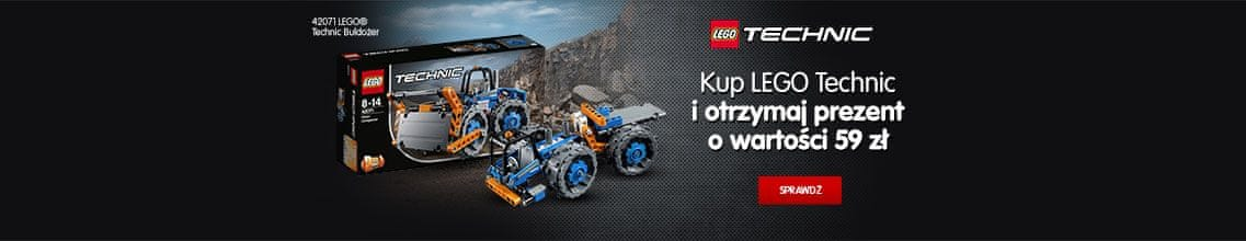 PL LEGO Technic with gift
