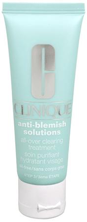 Clinique Krem nawilżający do redukcji porów Anti-Blemish Solutions (All-Over Clearing Treatment) 50 ml