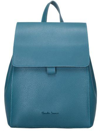 Claudia Canova dámský modrý batoh Dottie