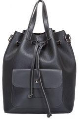 Claudia Canova dámský černý batoh Kagan